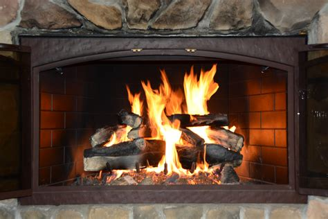 Firewood Fireplace by Fireplace Gas Logs Country Stove Patio Spa