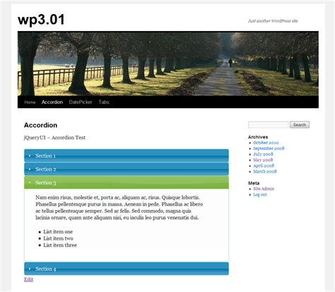google jquery ui themes jquery ui widgets on blog pages press coders