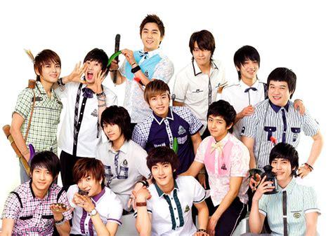 interview super junior ideal all koreean sweet