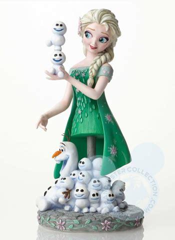 Enesco Grand Jester Frozen Elsa Mini Bust from frozen fever grand jester collection