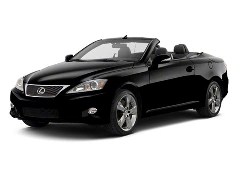 lexus 2010 is350 2010 lexus is 350c values nadaguides