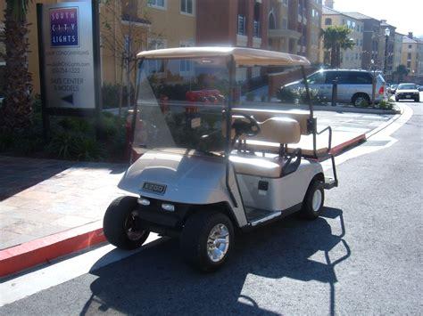 sanyo golfcart race ing golfcarts
