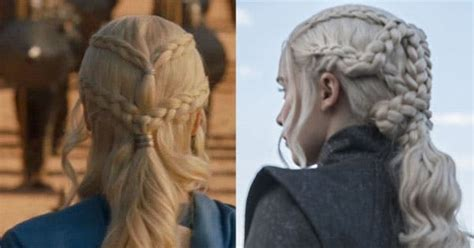 how to do khaleesi braids the hidden meaning behind daenerys targaryen s hair purewow
