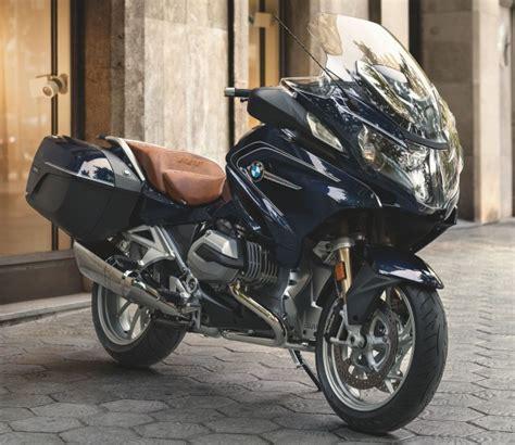 bmw r1200rt 2018 2018 bmw motorrad facelifted spezial customisation