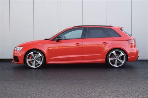 Audi Rs3 Engine For Sale by Used 2016 Audi Rs3 Rs3 Sportback Quattro Nav For Sale In