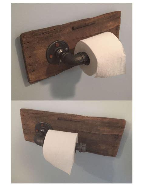 Make Toilet Paper Holder - best 25 rustic toilet paper holders ideas on