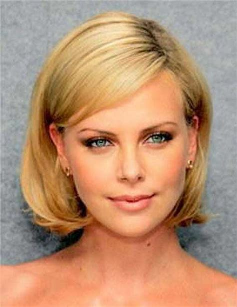 bob hairstyles for round faces and thin hair 10 bob hairstyles for round faces bob hairstyles 2017