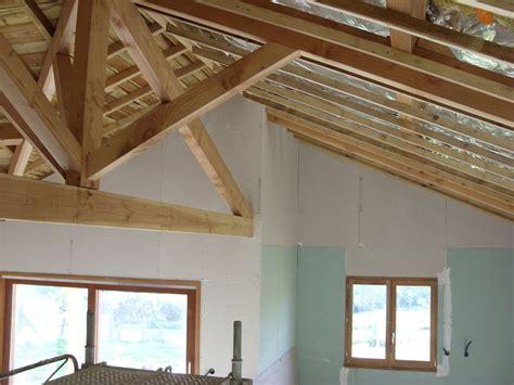 dalle de plafond 2008 placo et plafond rant notre cabane en bois