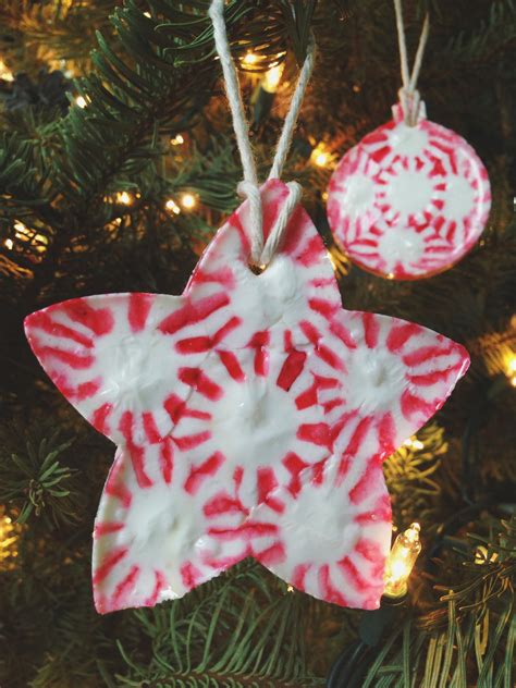 How To Make Handmade Ornaments - 25 beautiful handmade ornaments