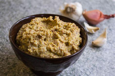 whole grain yellow mustard recipe spicy whole grain mustard theunprocessedhome