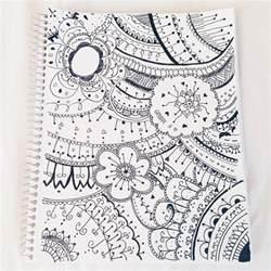 easy doodle design ideas creative doodling