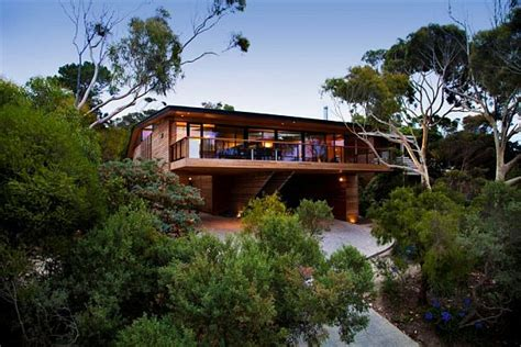 nature themed house citriodora a nature inspired house in anglesea australia