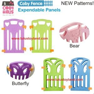 Coby Fence2 Panel coby haus coby fence expendable panels pagar extension