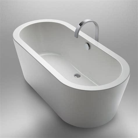 freistehende badewanne oval repabad livorno oval freistehende badewanne 170 x 80 x 61