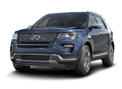 2018 ford explorer reviews, ratings, prices consumer reports