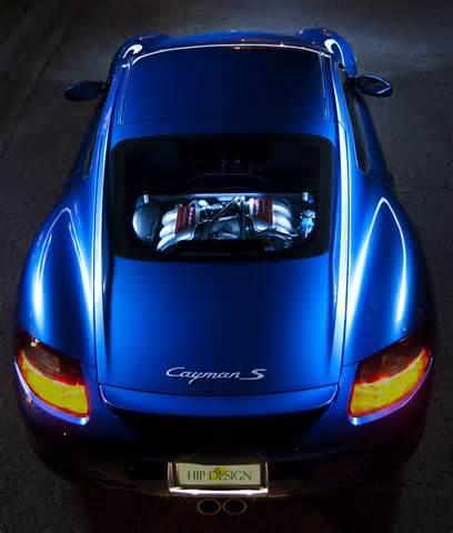 Where Is The Engine In A Porsche Cayman Cayman Clear Engine Cover 6speedonline Porsche Forum
