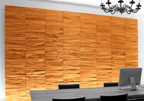 wood wall decorative panels acoustic wall panel in a boardroom on acoustic