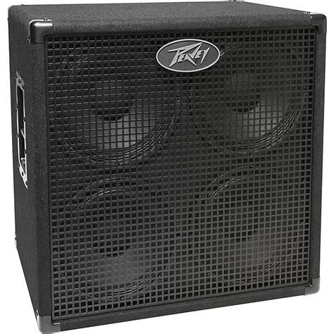 Peavey Headliner 410 4x10 Bass Speaker Cabinet Musician