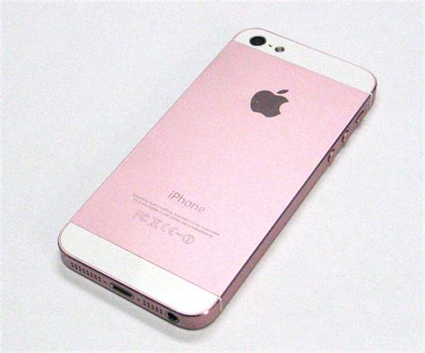image gallery iphone 5s pink