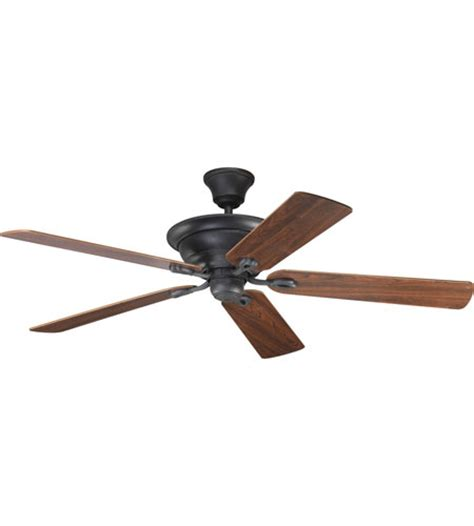80 inch ceiling fans progress p2532 80 airpro 60 inch forged black ceiling fan
