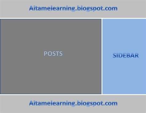 blog layout css blog design using css and html javatyro