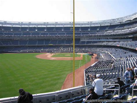 section 233a yankee stadium yankee stadium section 233a new york yankees