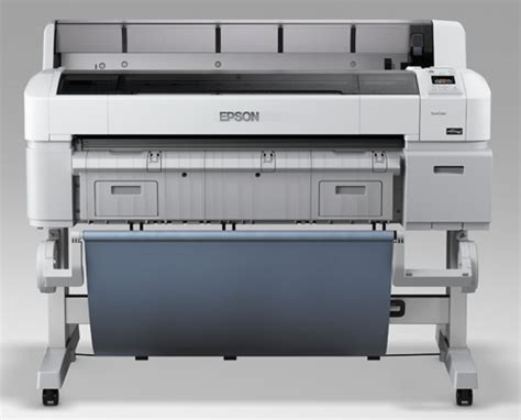 Printer A0 Epson epson surecolor sc t5000 a0 colour large format printer a0 wide printer