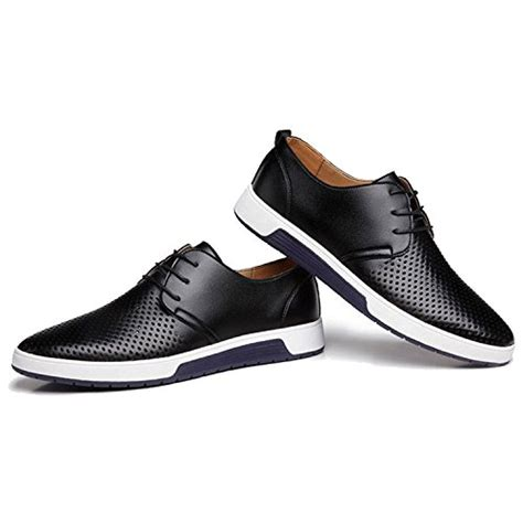 oxford sneakers mens zzhap s casual oxford shoes breathable flat fashion
