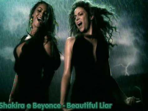 Beyonce And Shakira Beautiful Liar by Beyonce Ft Shakira Beautiful Liar