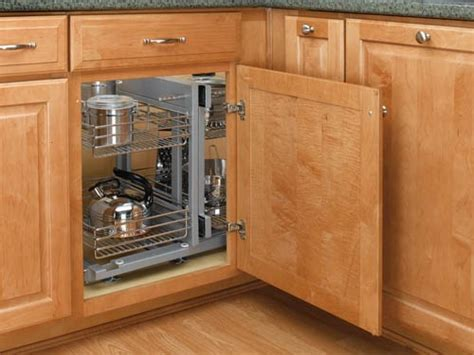 rev a shelf 18 in corner cabinet pull out chrome 3 tier rev a shelf non handed pullout wire pull slide pull blind