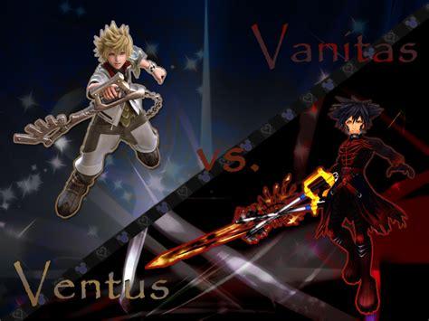 Take Vanitas Vs Zambos by Kingdom Hearts Ventus Vs Vanitas By Lumenartist On Deviantart