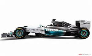 formula 1 mercedes amg petronas reveals f1 w05 race car