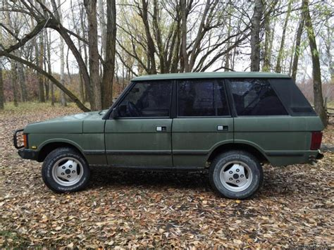 old car repair manuals 1991 land rover range rover navigation system 1991 land rover range rover cars for sale
