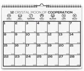 13 Month Calendar Calendar Change And Day Out Of Time Bridges Between