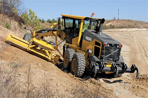 volvo tractor volvo construction equipment highest blade down pressure