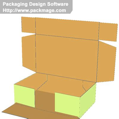 Packmage Corrugated And Folding Carton Box Packaging Design Software Carton Box Folding Box Template