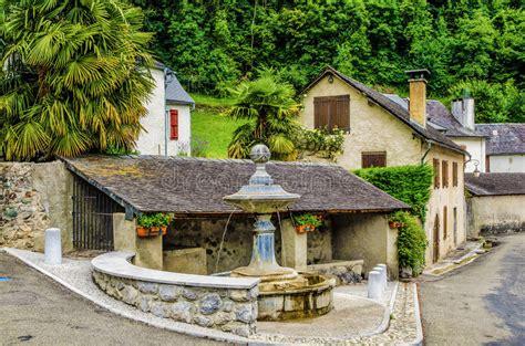 Bor Ces francuska wioska borce zdjęcie stock obraz złożonej z