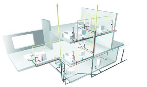 Plumbing Vent Diagrams by Home Plumbing Diagram Ds Plumbing