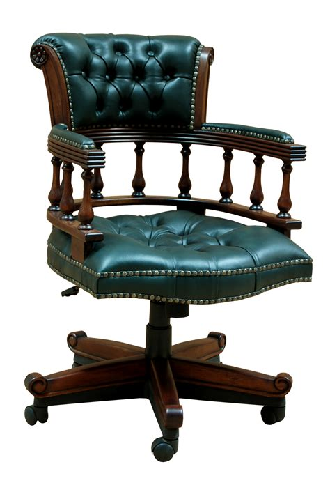 Captains Chairs Swivel by Captain Swivel Desk Chair Hshire Barn Interiors