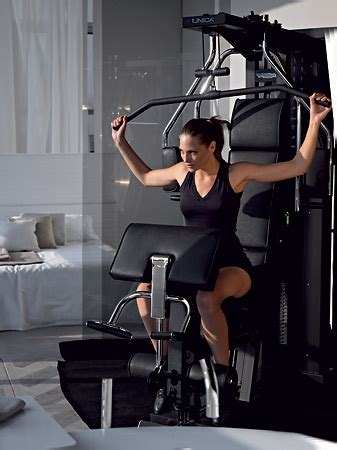 foremost fitness technogym unica multi gym