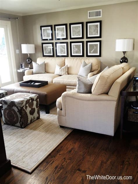 1000 ideas about brown leather sofas on