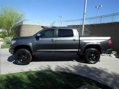 Toyota Tundra Crewmax Limited 4x4 For Sale Cars For Sale 2014 Toyota Tundra 4x4 Crewmax In Lake