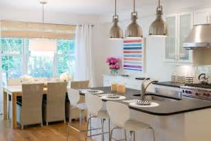 Living Kitchen Dining Open Floor Plan by Cococozy Design Idea Designing A Fashionable Amp Fresh