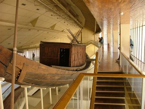 yacht giza the khufu solar boat museum boat museum ancient