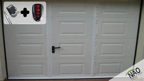 Porte Garage Avec Portillon 4047 by Porte De Garage Avec Portillon Portes Garage