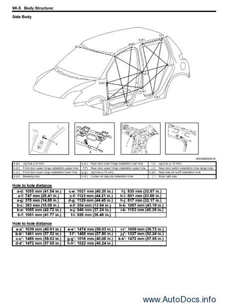 how to download repair manuals 2001 suzuki xl 7 lane departure warning suzuki grand vitara grand vitara xl 7 service manual repair manual order download