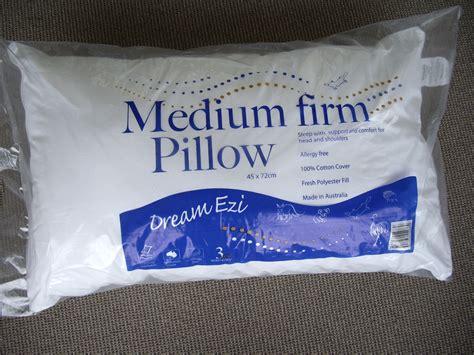 kingtex international p l soft medium firm pillows