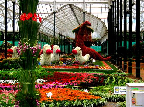 Lalbagh Botanical Garden with Lalbagh Botanical Gardens In Bangalore Myowncity In