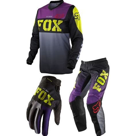 fox motocross gear 2014 2014 fox mx anthem 180 hc kids youth motocross gear male