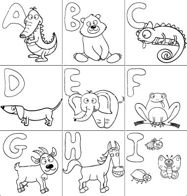alphabet coloring books alphabet coloring pages bestofcoloring
